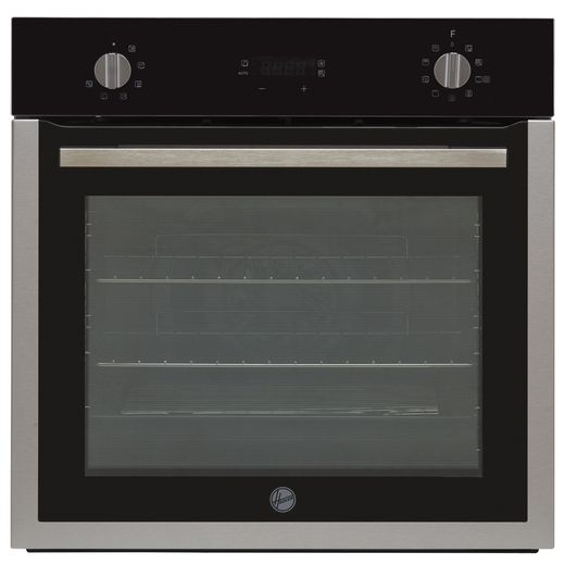Hoover H-OVEN 300 HOC3UB5858BI Built In Electric Single Oven - Black / Stainless Steel - A Rated