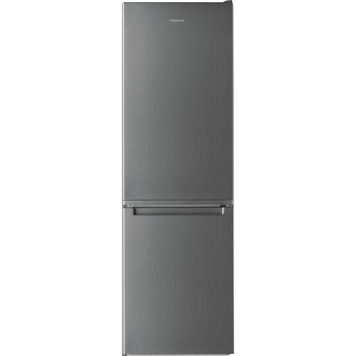Hotpoint H1NT811EOX1 Fridge Freezer - Stainless Steel Effect