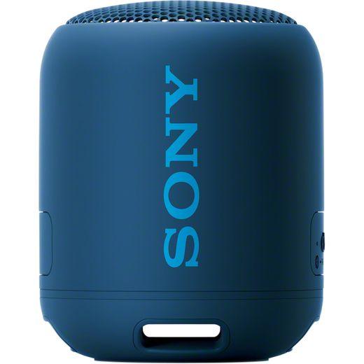 Sony SRS-XB12 Compact Wireless Speaker - Blue