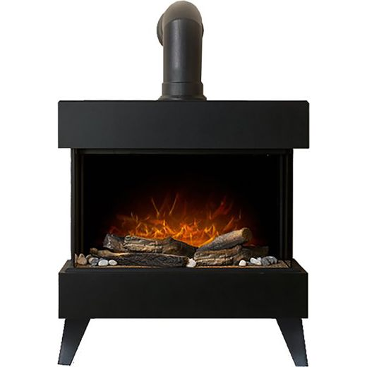 Adam Fires 23077 Log Effect - Black