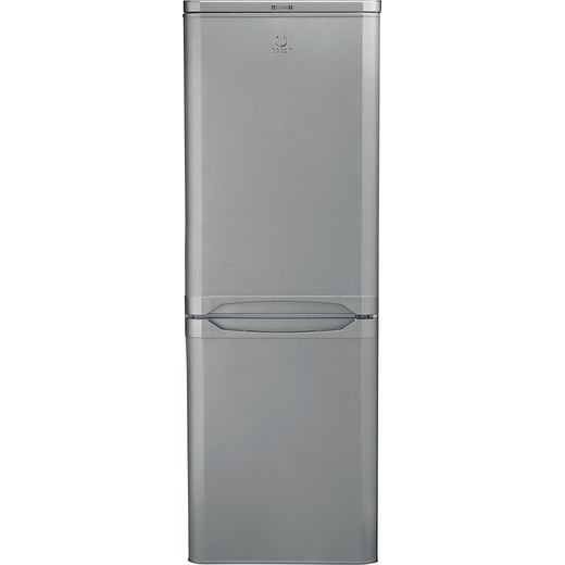Indesit IBD5515S1 60/40 Fridge Freezer - Silver - F Rated