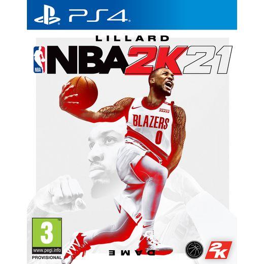 NBA 2K21 for Sony PlayStation