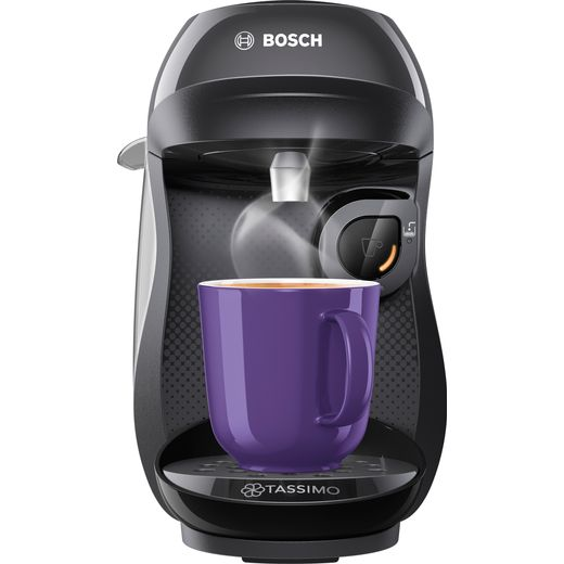Tassimo by Bosch Happy TAS1002GB Pod Coffee Machine - Black