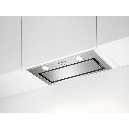 AEG DGE5661HM Cooker Hood - Stainless Steel - A Rated