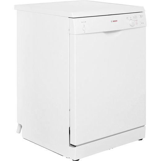 Bosch Serie 2 SMS24AW01G Standard Dishwasher - White