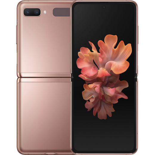 Samsung Galaxy Z Flip 5G 256 GB in Mystic Bronze