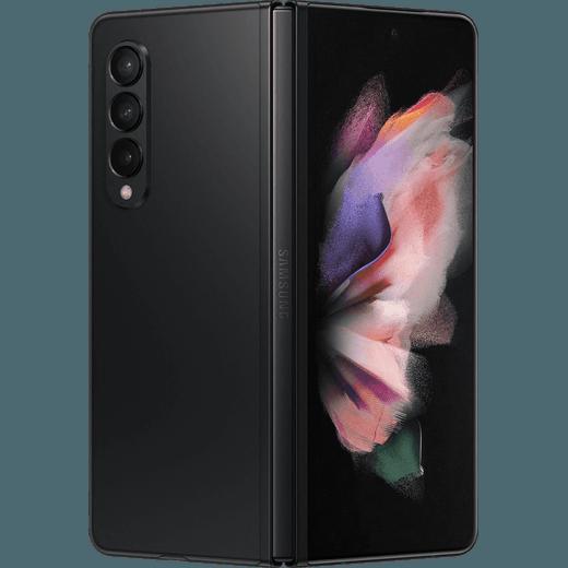 Samsung Galaxy Z Fold3 5G 256GB Foldable Phone in Phantom Black