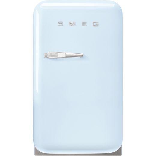 Smeg Right Hand Hinge FAB5RPB5 Fridge - Pastel Blue - D Rated