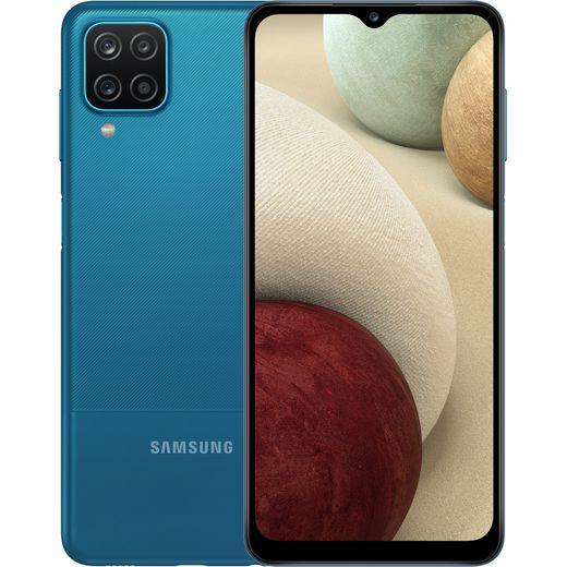 Samsung Galaxy A12 64 Smartphone in Blue