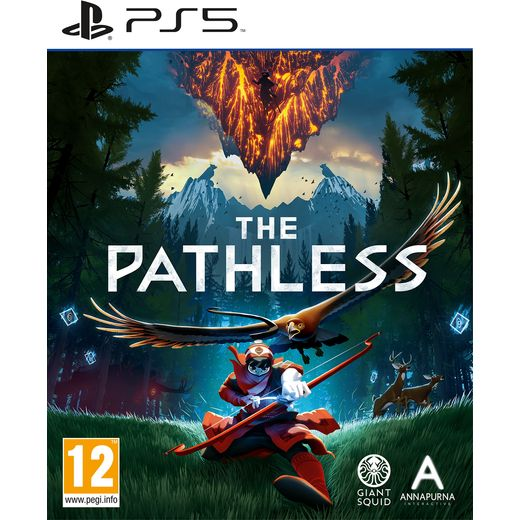 The Pathless for PlayStation 5 .