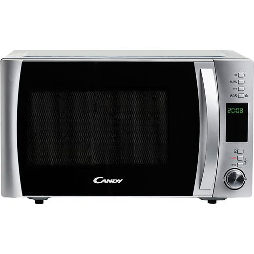 Candy CMXW 30DS-UK 30 Litre Microwave - Silver
