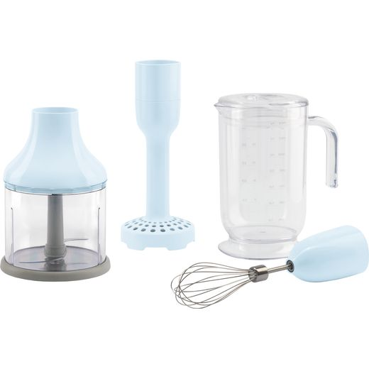 Smeg 50's Retro HBAC01PB Blender Accessory - Pastel Blue