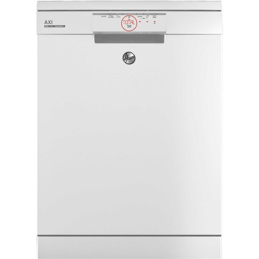 Hoover H-DISH 500 HF6E3DFW Wifi Connected Standard Dishwasher - White - E Rated