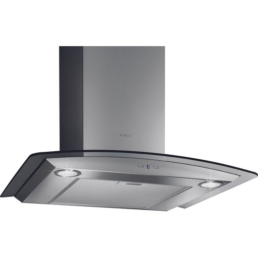 Elica REEF-A-60 Wall-mounted cooker hood Cooker Hood - Stainless Steel - A Rated
