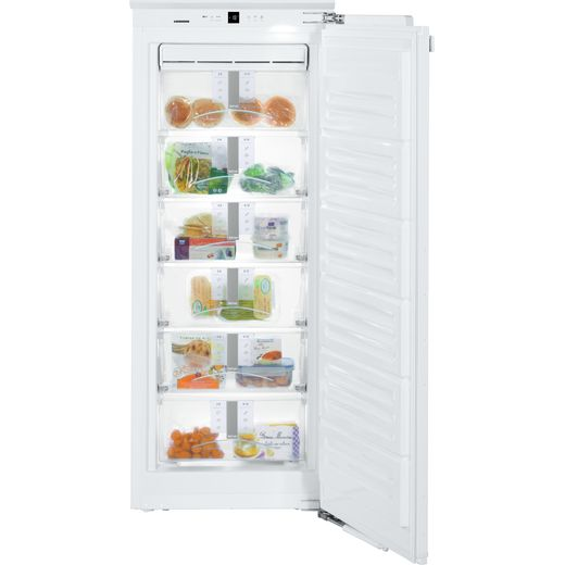 Liebherr SIGN2756 Integrated Frost Free Upright Freezer with Fixed Door Fixing Kit - F Rated