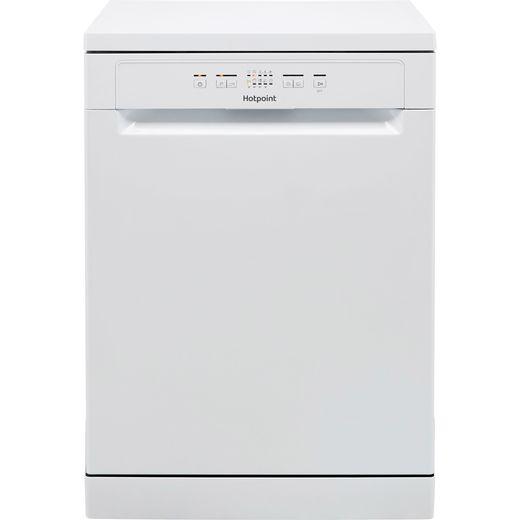 Hotpoint HFC2B19UKN Standard Dishwasher - White