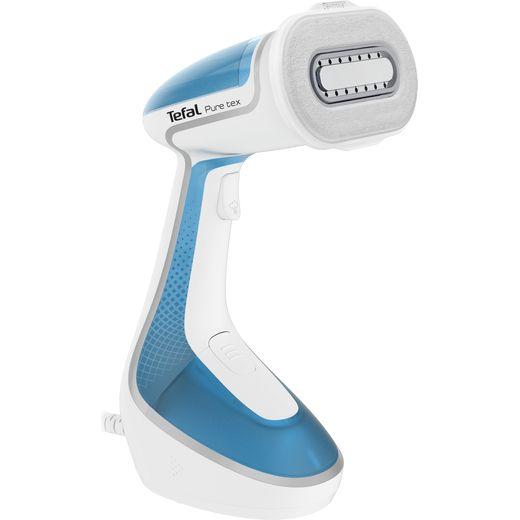 Tefal DT9530E1 Handheld Garment Steamer - Blue / White
