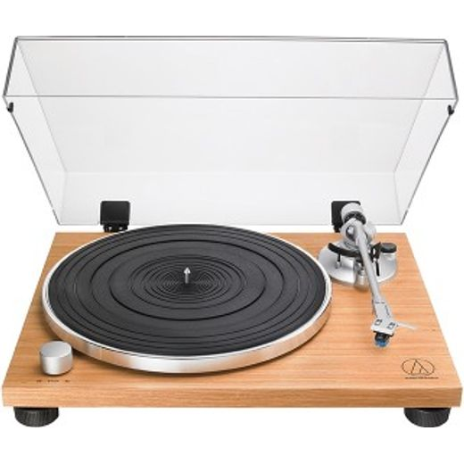 Audio Technica ATLPW30TK Turntable - Wood