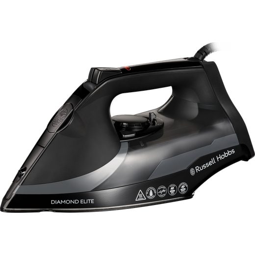Russell Hobbs 27000 3100 Watt Iron -Black