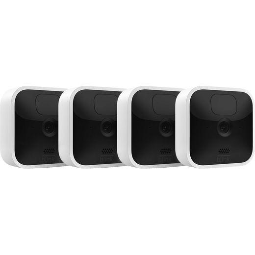 Blink Indoor 4-camera system Full HD 1080p - White