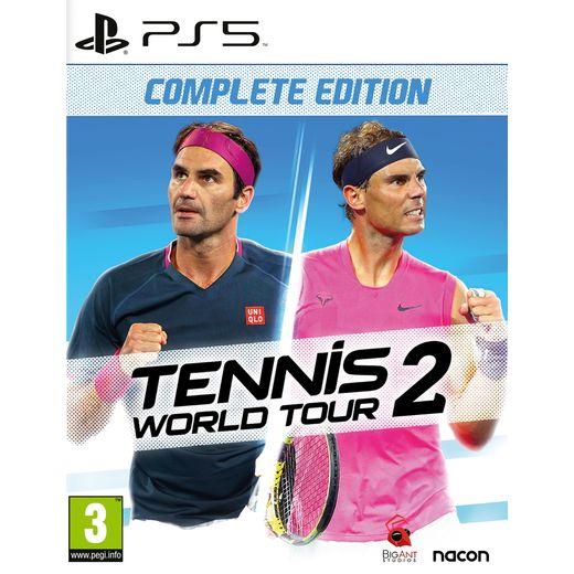 NACON Tennis World Tour 2 for PlayStation 5