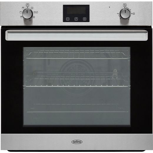 Belling BI602FPCT Built In Electric Single Oven - Stainless Steel