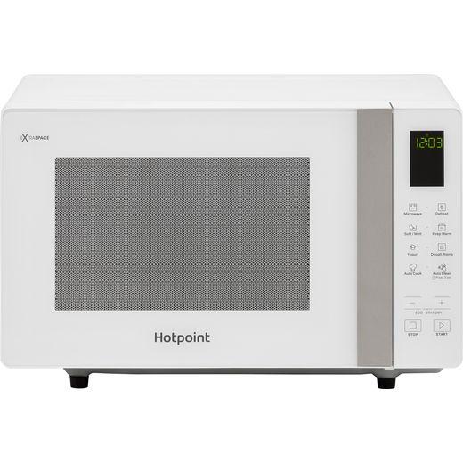 Hotpoint EXTRASPACE MWHF201W Microwave - White