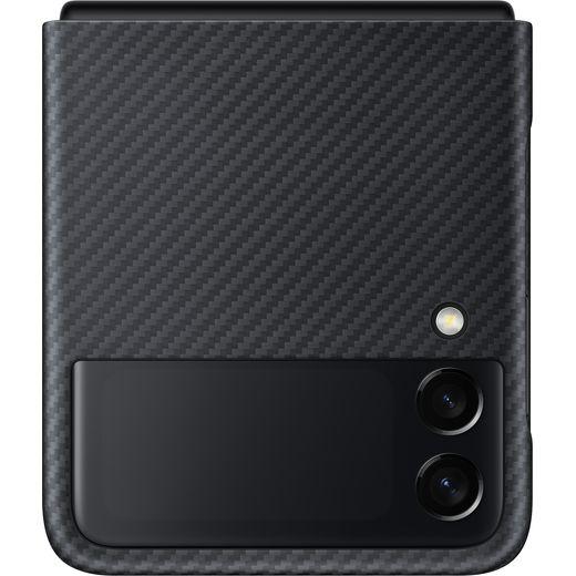 Samsung Aramid Cover for Galaxy Z Flip3 5G - Black