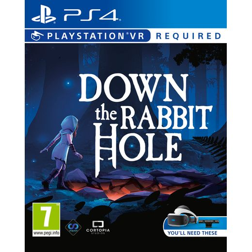 Down the Rabbit Hole for Sony PlayStation