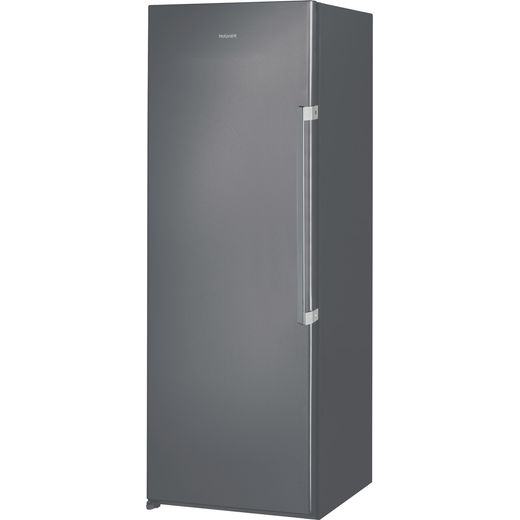 Hotpoint UH6F1CG1 Frost Free Upright Freezer - Graphite - F Rated