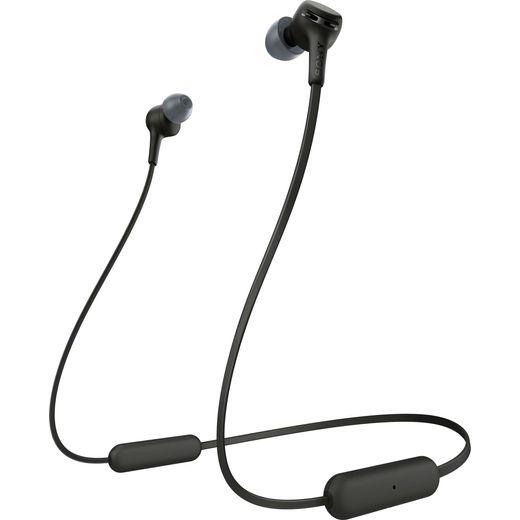 Sony WI-XB400 EXTRA BASS In-Ear Wireless Bluetooth Headphones - Black