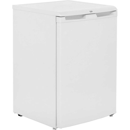Beko UFF584APW Frost Free Under Counter Freezer - White - F Rated