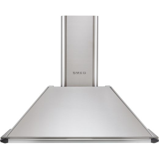 Smeg Victoria KTR90XE 89 cm Chimney Cooker Hood - Stainless Steel - A Rated