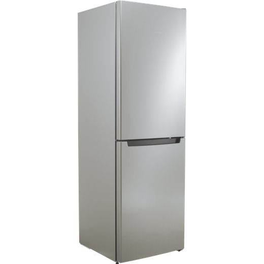 Bosch Serie 2 KGN34NLEAG 50/50 Frost Free Fridge Freezer - Stainless Steel Effect - E Rated
