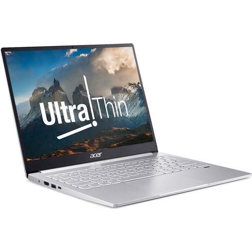 Acer Swift 3 SF313-53 Laptop - Silver