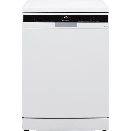 Siemens IQ-300 SN23HW60CG Standard Dishwasher - White