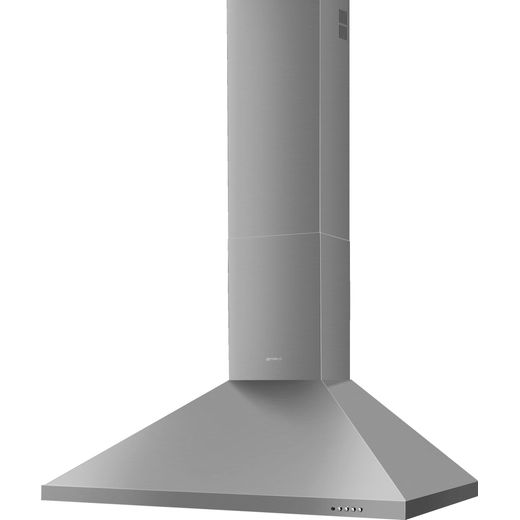 Smeg KD91XE2 90 cm Chimney Cooker Hood - Stainless Steel - C Rated