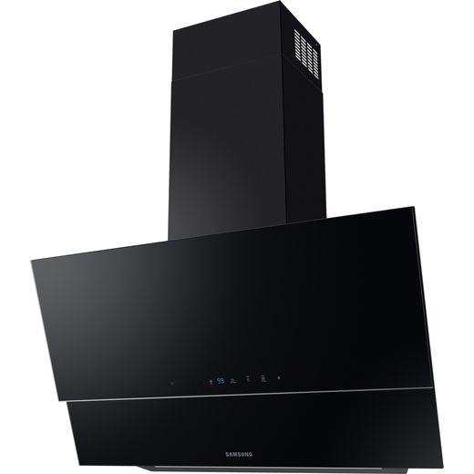 Samsung NK36N9804VB 90 cm Chimney Cooker Hood - Black - A+ Rated