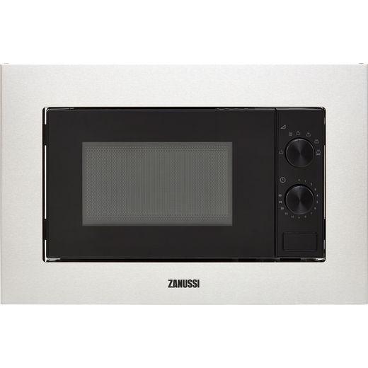 Zanussi ZMSN5SX Built In Microwave - Stainless Steel