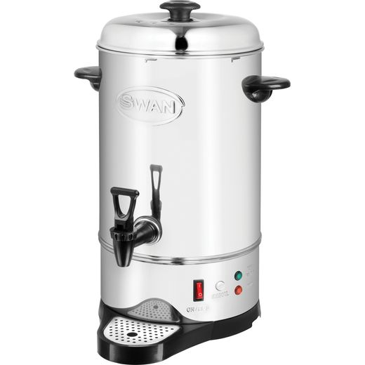 Swan SWU10L Commercial Hot Water Dispenser - Stainless Steel