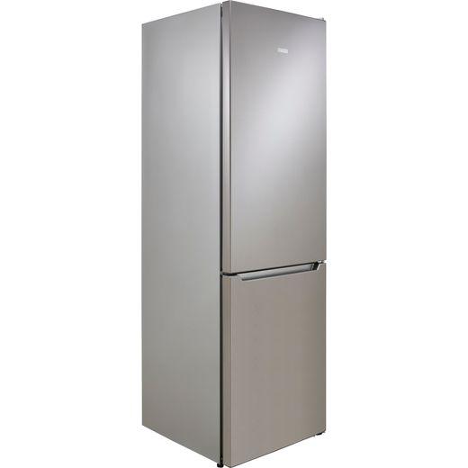 Zanussi ZNME32FU0 Fridge Freezer - Silver