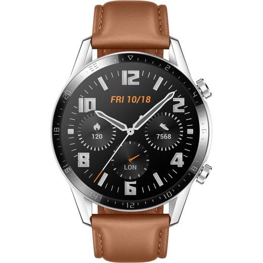 HUAWEI GT2 Smart Watch - Pebble Brown