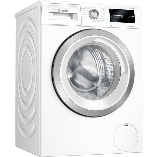 Bosch Serie 6 WAU28T64GB 9Kg Washing Machine with 1400 rpm - White - C Rated