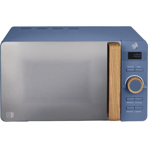 Swan Nordic SM22036BLUN 20 Litre Microwave - Blue