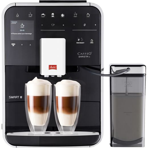 Melitta Barista TS Smart 6764549 Bean to Cup Coffee Machine - Black