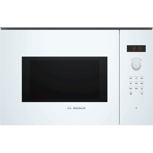 Bosch Serie 4 BFL553MW0B Built In Microwave - White
