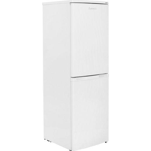 Lec TF50152W 50/50 Frost Free Fridge Freezer - White - F Rated