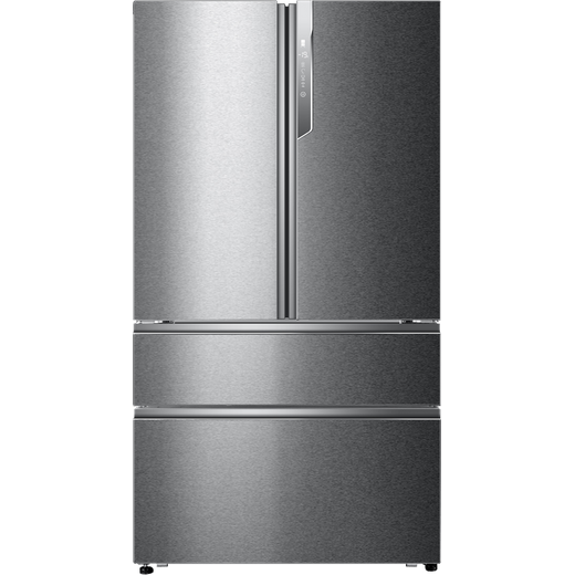 Haier HB26FSSAAA American Fridge Freezer - Stainless Steel
