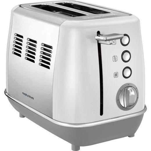 Morphy Richards Evoke 224409 2 Slice Toaster - White