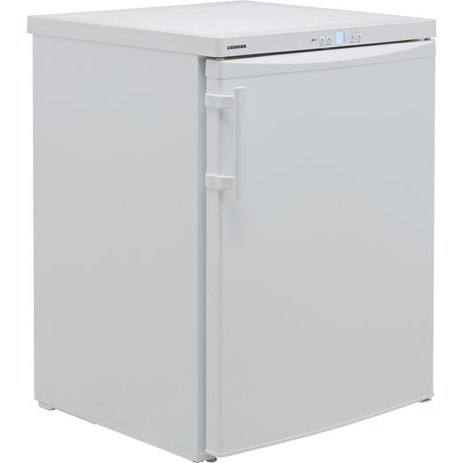 Liebherr GN1066 Frost Free Under Counter Freezer - White - F Rated